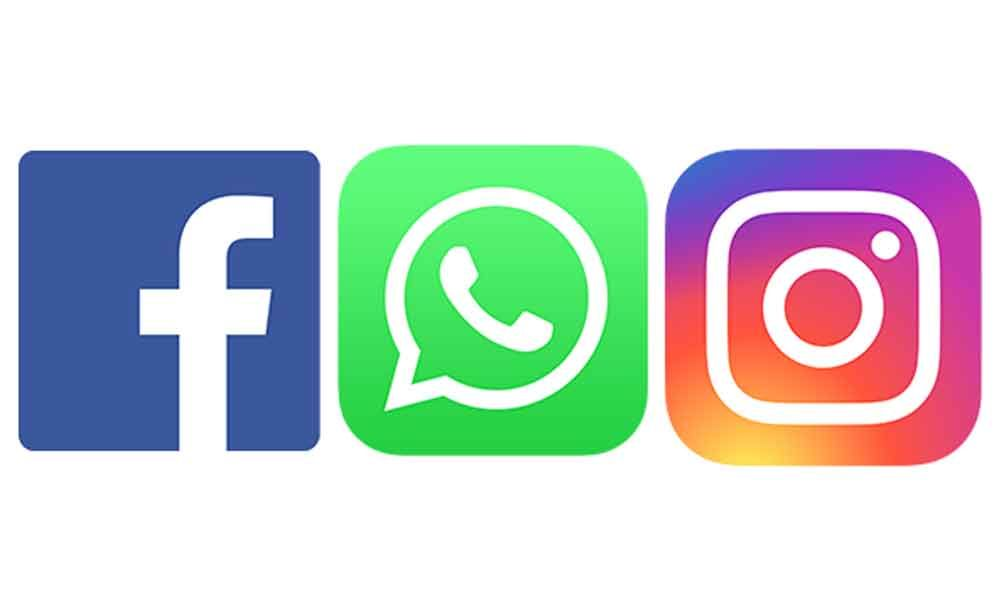 Instagram, WhatsApp e Facebook passam por instabilidade nesta quarta (3)