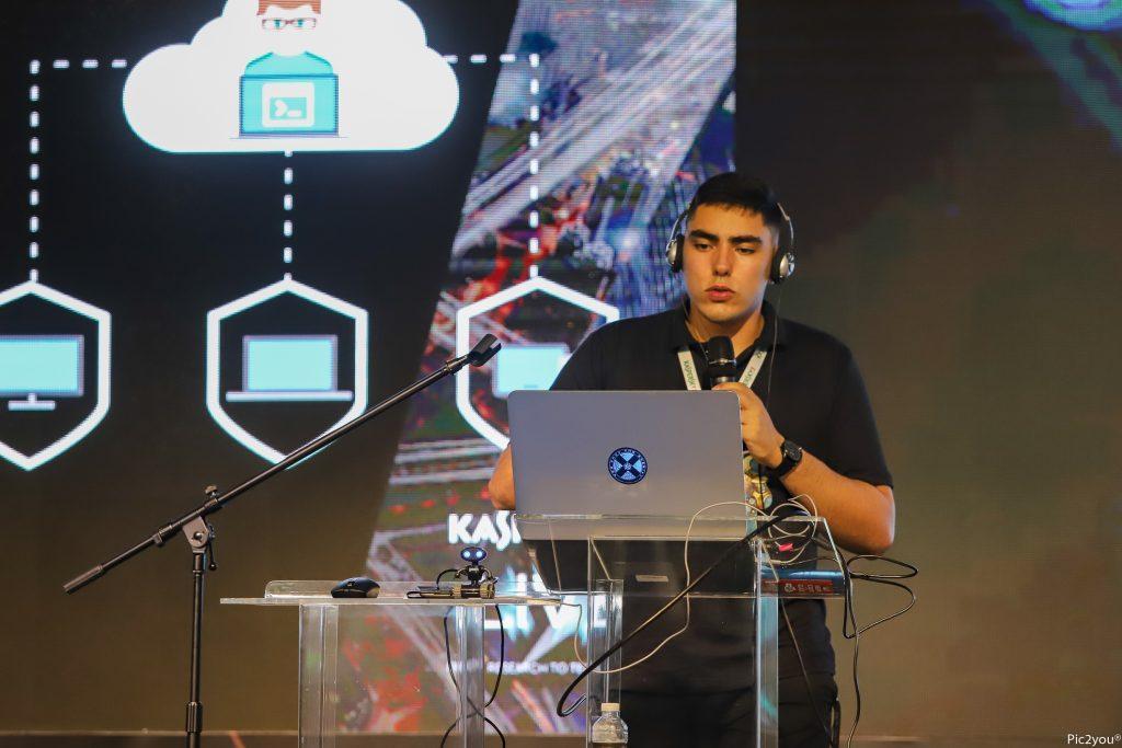 Kaspersky fará demos de ciberataques em tempo real. Inscreva-se!!!