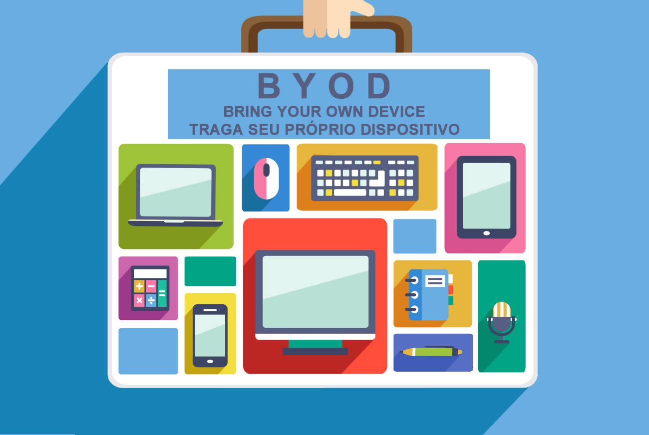Os riscos de BYOD crescem à medida que metade das empresas falha nas políticas
