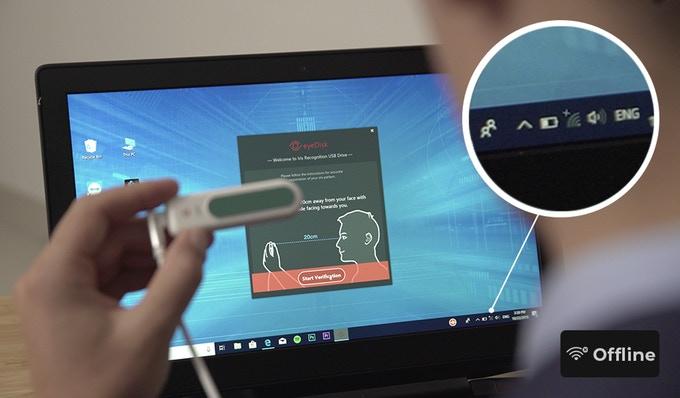 USB biométrico que promete ser inhackeavel tem graves falhas de segurança