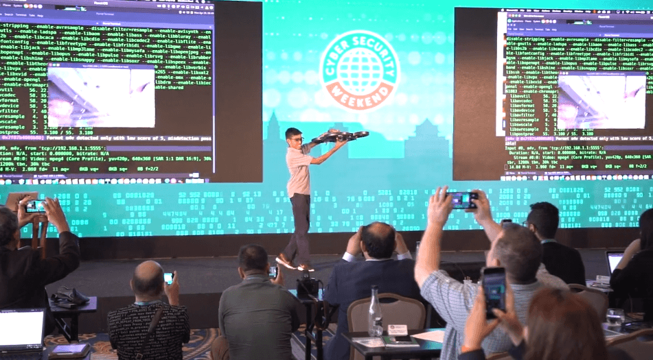 Adolescente de 13 anos leva apenas 10 minutos para hackear drone