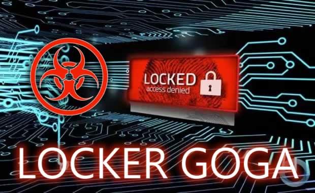 Cuidado com LockerGoga, um ransomware em formação