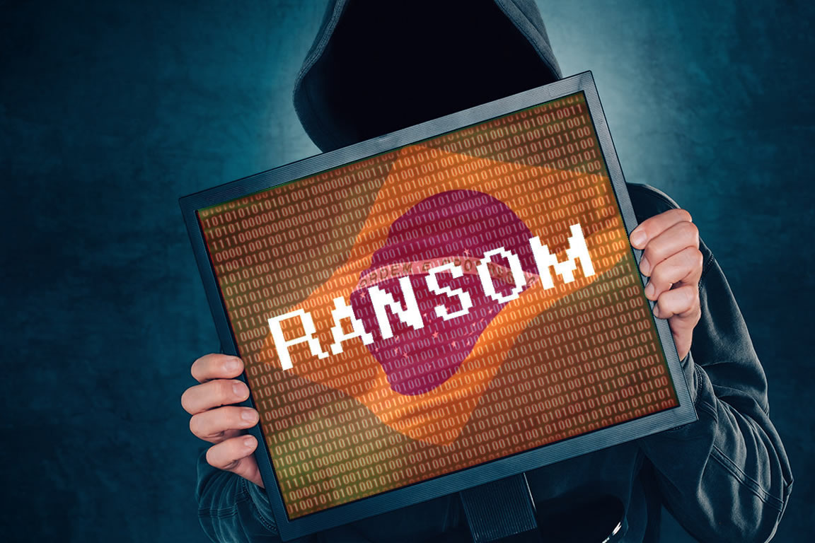 Brasil lidera ataques de ransomware