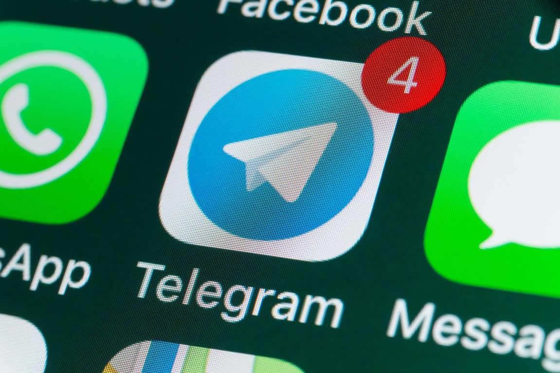 Telegram fica instável no Brasil em ataque DDoS