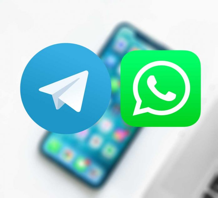 Hackers podem manipular arquivos de mídia que você recebe via WhatsApp e Telegram